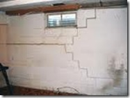 Home Inspections can reveal foundation cracks