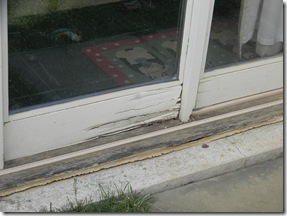 Careful home inspection can reveal dry rot damage